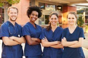 Proud Nurses