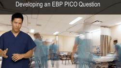 Developing an EBP PICO Question logo