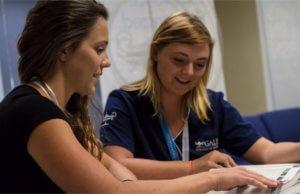 Galen College students build friendships