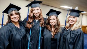 Galen College student graduates