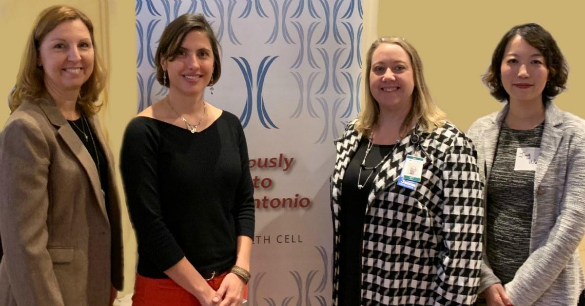 Tara Dailey and Health Cell panelists