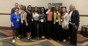 Student presentations at Kentucky League for Nursing